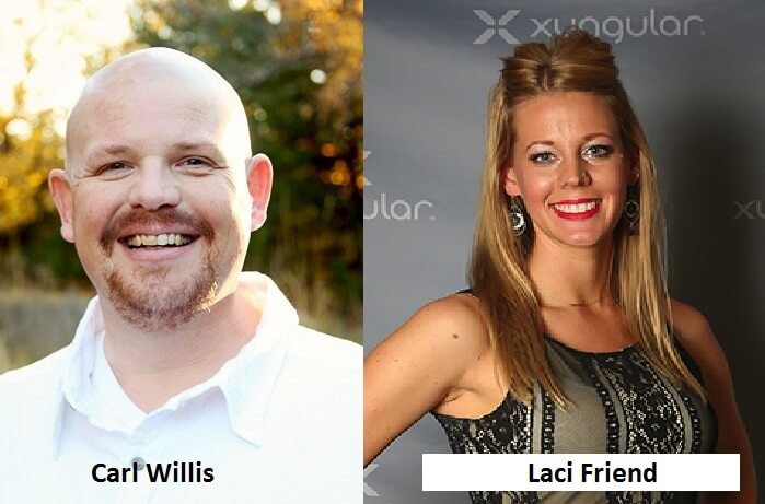 Carl Willis interviews Laci Friend